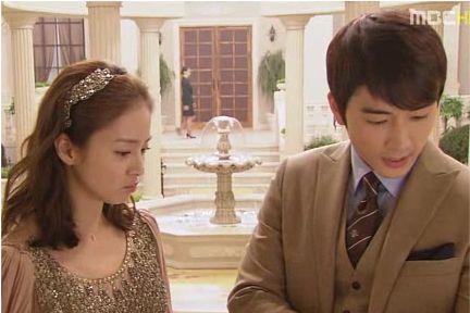 KOREAN DRAMA MY PRINCESS KIM TAE HEES CRYSTAL HEADBAND